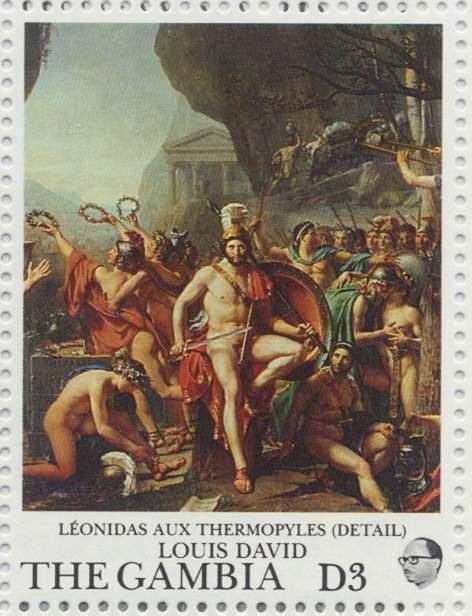 美と歴史: LOUIS DAVID、「テル...